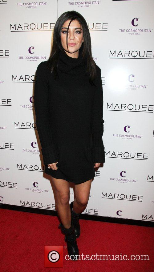 Jessica Szohr, Celebration and Las Vegas 6