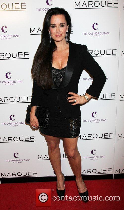 Kyle Richards, Celebration and Las Vegas 3