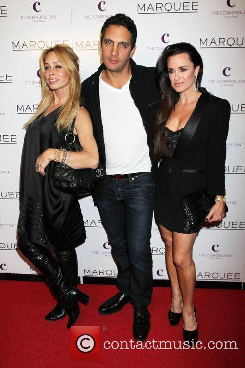 Kyle Richards, Celebration and Las Vegas 2