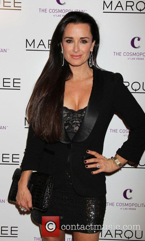 Kyle Richards, Celebration and Las Vegas 1