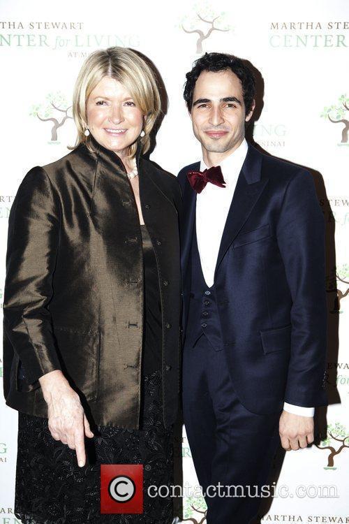 Martha Stewart and Zac Posen 4