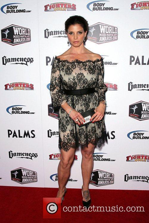 Charisma Carpenter 3rd Annual Fighters Only Mixed Martial...