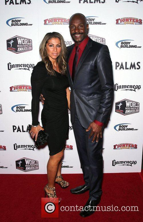 Jerry Rice and Latisha Pelayo 3rd Annual Fighters...