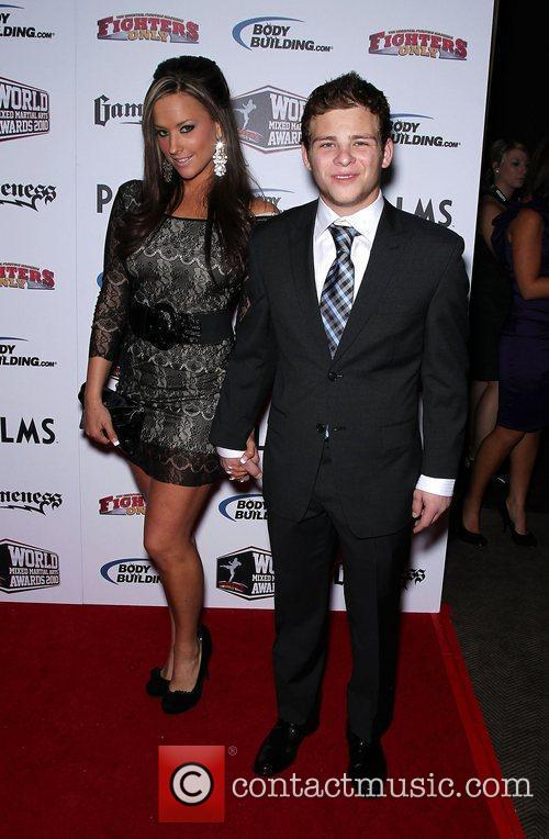 Jonathan Lipnicki and Kristina Sage 3rd Annual Fighters...