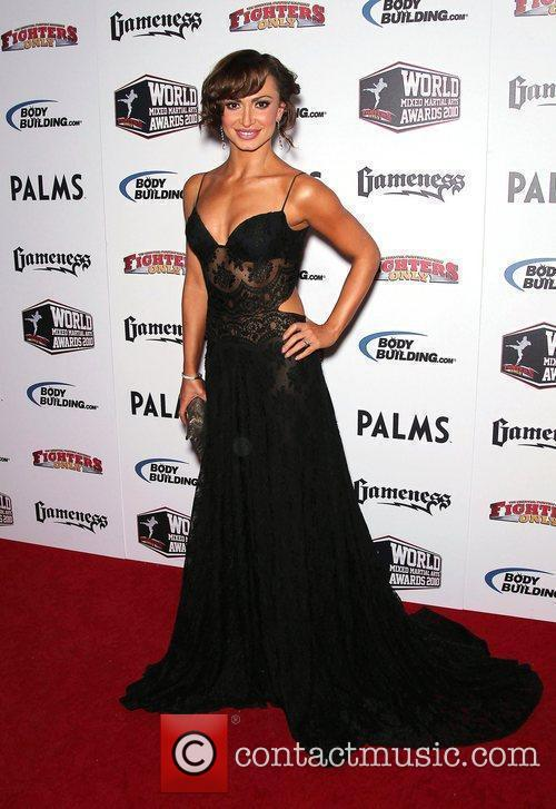 Karina Smirnoff 3rd Annual Fighters Only Mixed Martial...