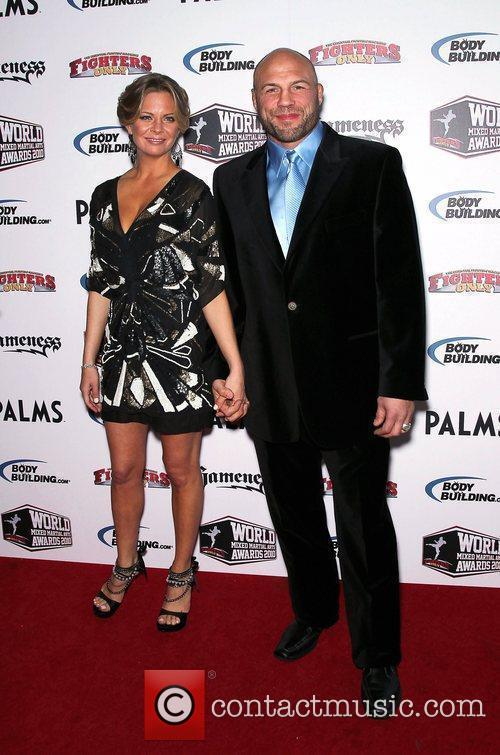 Randy Couture and Annie Stanley 3rd Annual Fighters...