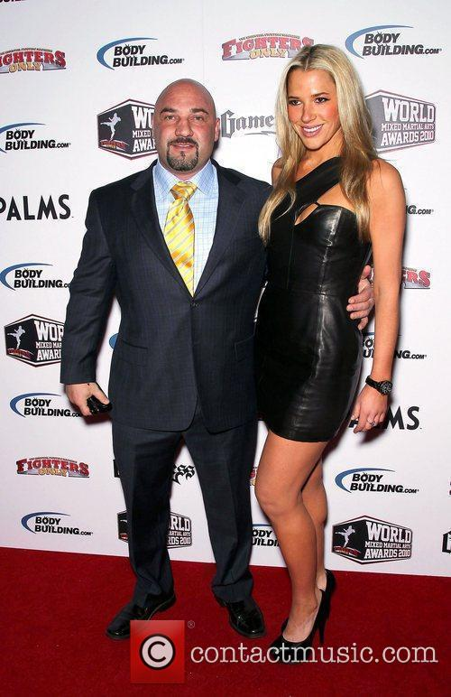 Jay Glazer and Brinah Milstein 3rd Annual Fighters...