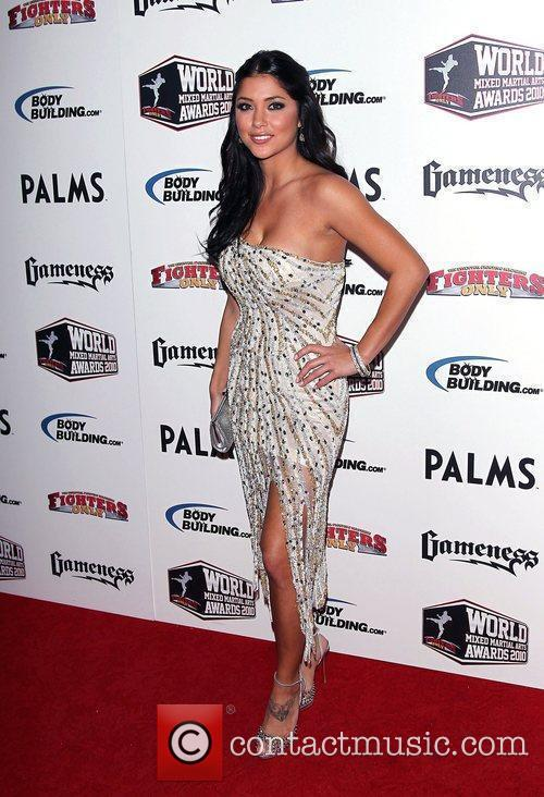 Arianny Celeste 3rd Annual Fighters Only Mixed Martial...