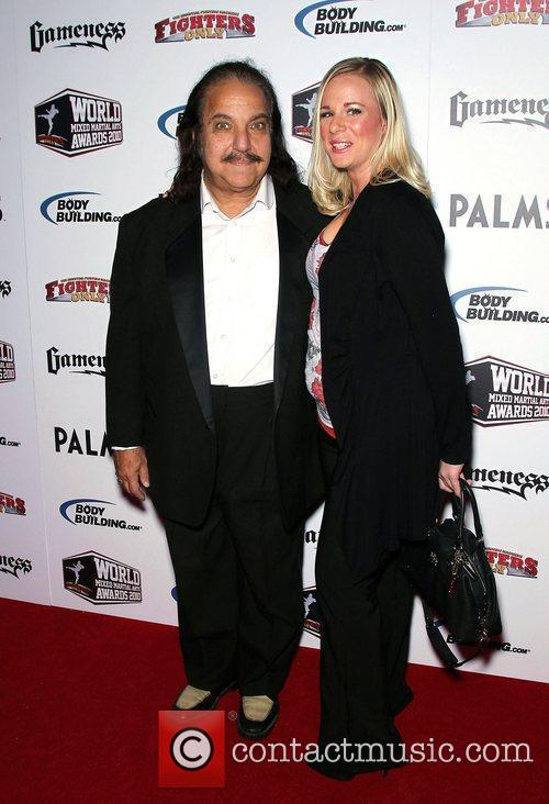 Ron Jeremy and Marilyn 3rd Annual Fighters Only...