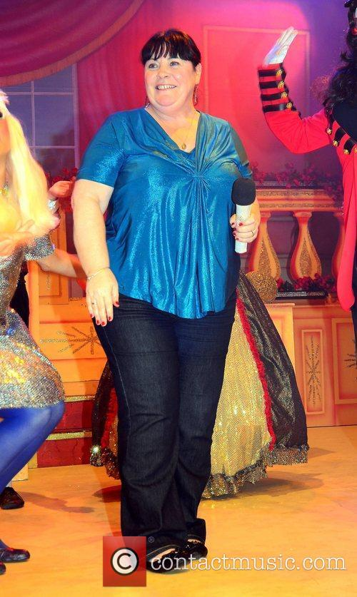 Mary Byrne makes an appearance during the 'Beauty...
