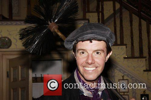 Gavin Lee and Mary Poppins