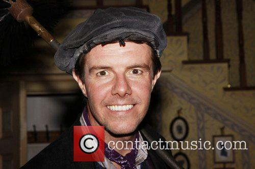 Gavin Lee and Mary Poppins 2