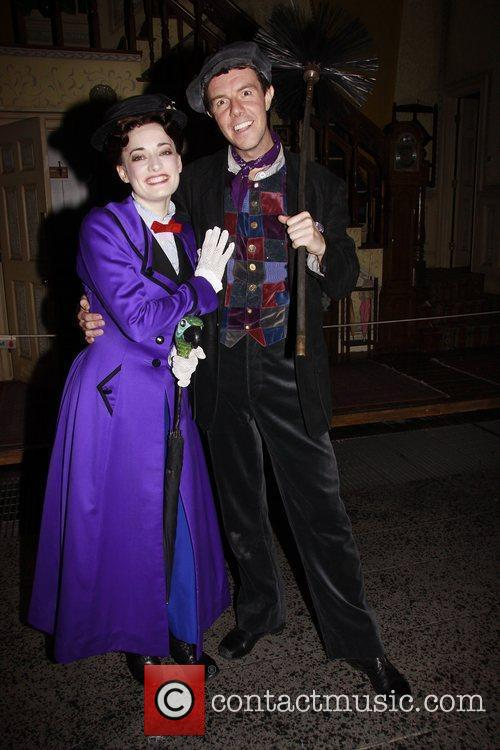 Laura Michelle Kelly, Gavin Lee and Mary Poppins 11
