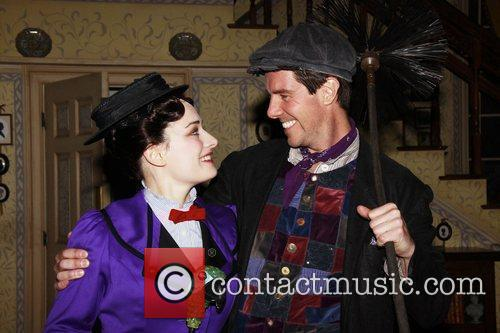 Laura Michelle Kelly, Gavin Lee and Mary Poppins 3