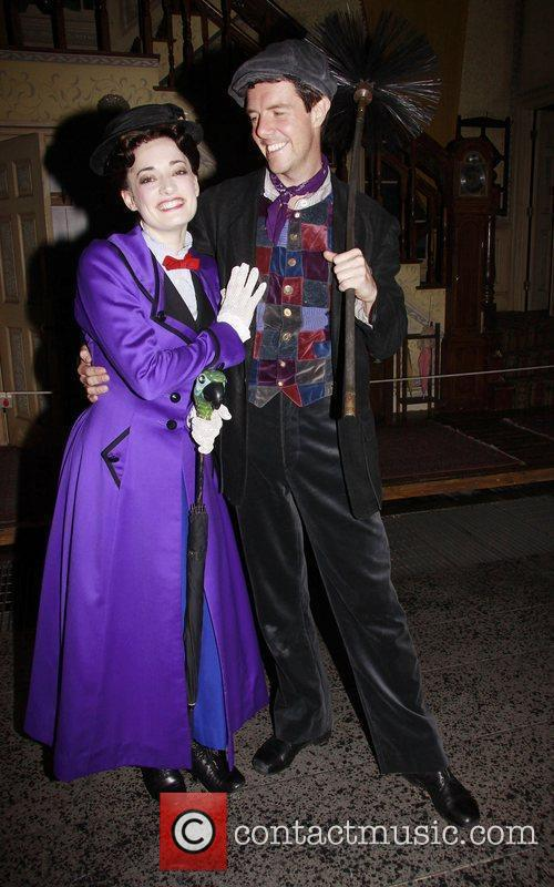 Laura Michelle Kelly, Gavin Lee and Mary Poppins 14