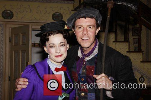 Laura Michelle Kelly, Gavin Lee and Mary Poppins 12