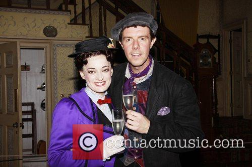 Laura Michelle Kelly, Gavin Lee and Mary Poppins 5