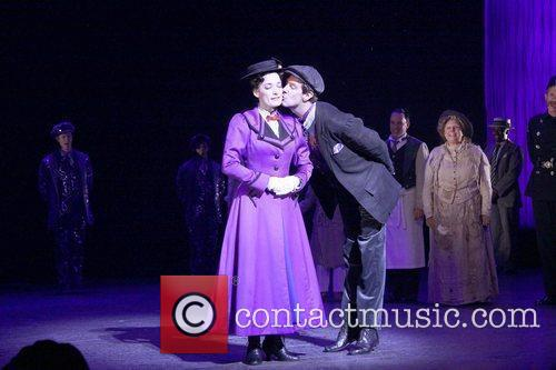 Laura Michelle Kelly, Gavin Lee and Mary Poppins 10