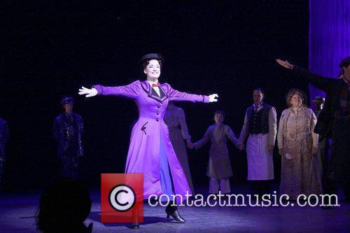 Laura Michelle Kelly, Gavin Lee and Mary Poppins 9