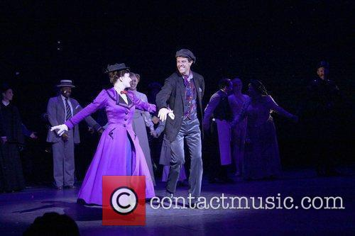 Laura Michelle Kelly, Gavin Lee and Mary Poppins 4