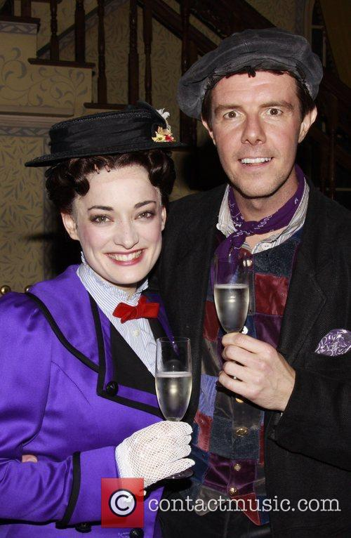 Laura Michelle Kelly, Gavin Lee and Mary Poppins 7