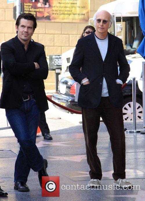 Josh Brolin and Larry David 4