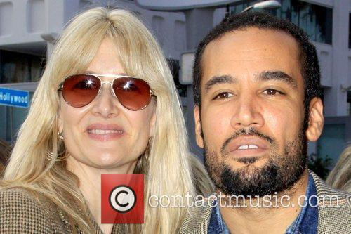 Laura Dern and Ben Harper 2
