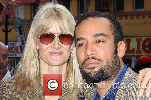 Laura Dern and Ben Harper 3