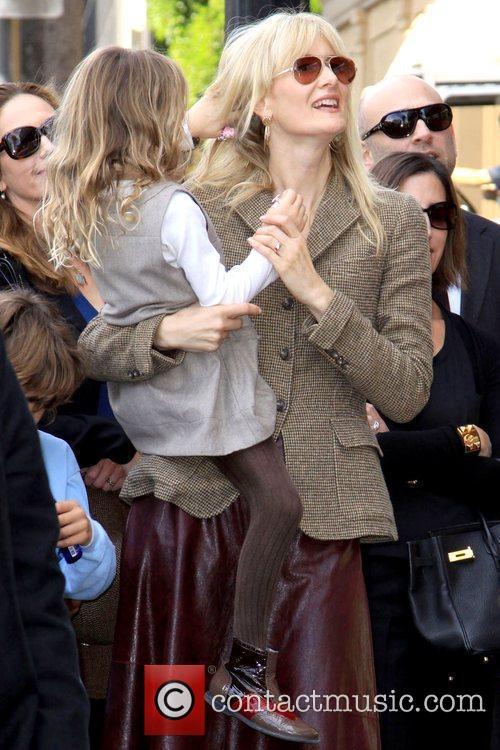 Laura Dern and Daughter Jaya Harper 9