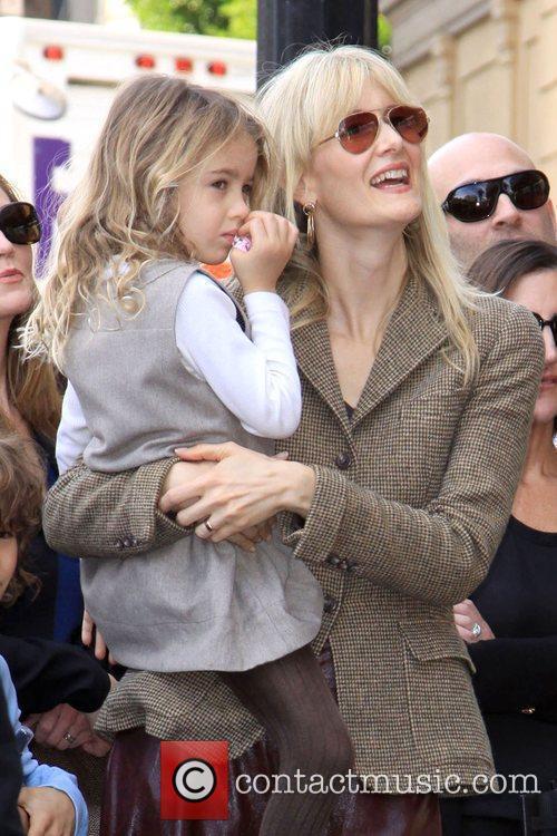 Laura Dern and Daughter Jaya Harper 1