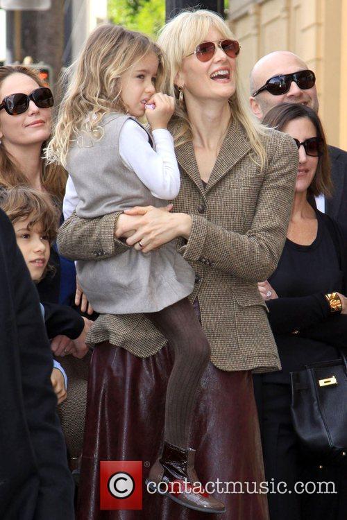 Laura Dern and Daughter Jaya Harper 8