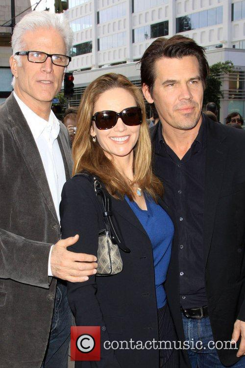 Ted Danson and Diane Lane 3