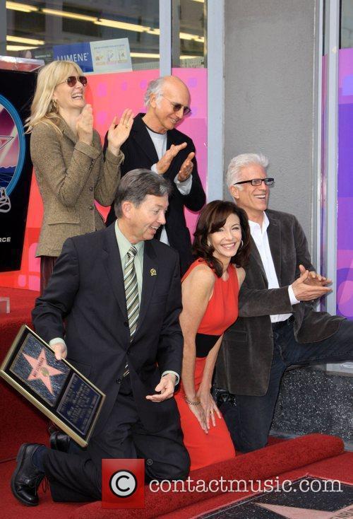 Laura Dern, Mary Steenburgen, Star On The Hollywood Walk Of Fame