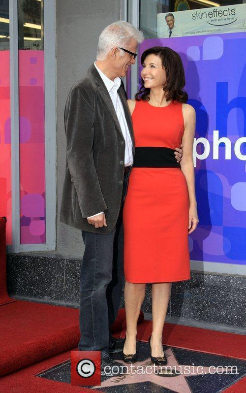 Mary Steenburgen and Ted Danson 20