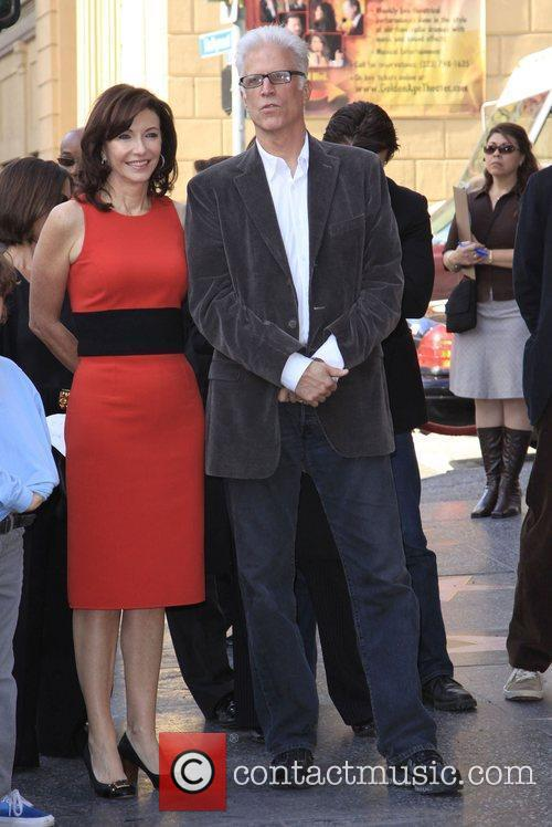 Mary Steenburgen and Ted Danson 15