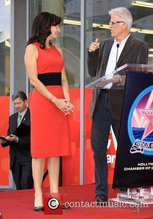 Mary Steenburgen and Ted Danson 18