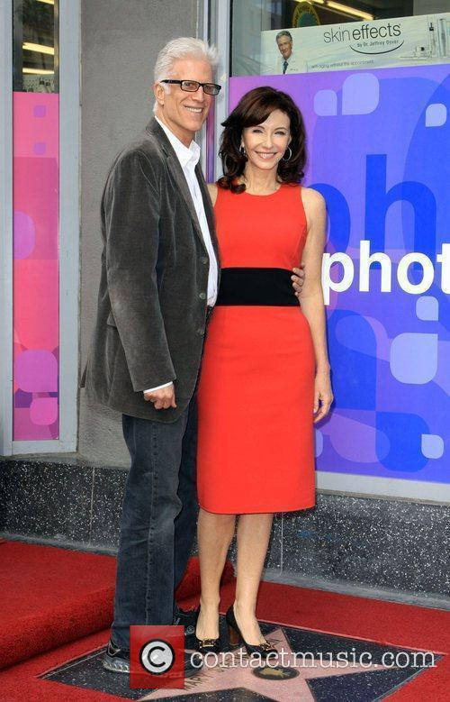 Mary Steenburgen and Ted Danson 14