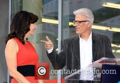 Mary Steenburgen and Ted Danson 12