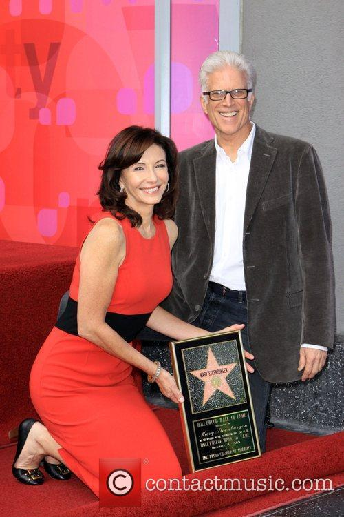 Mary Steenburgen and Ted Danson 10