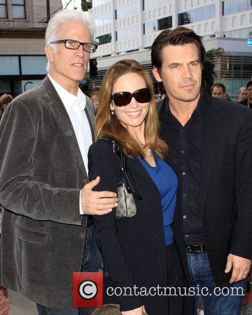 Ted Danson and Diane Lane 5