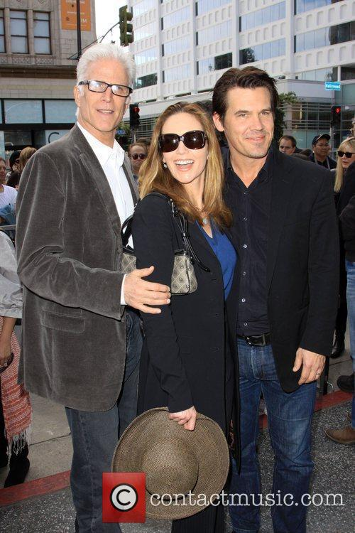 Ted Danson and Diane Lane 1
