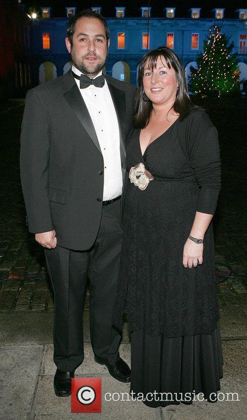 Greg Molins and Emma Molins  Masquerade Ball...