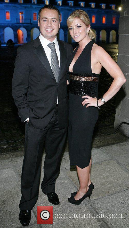 Karl Muldowney and Ashlee Dickson Masquerade Ball 2009...