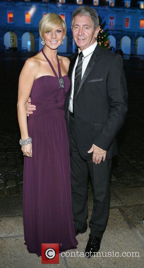 Lisa Duffy and Gary Kavanagh Masquerade Ball 2009...