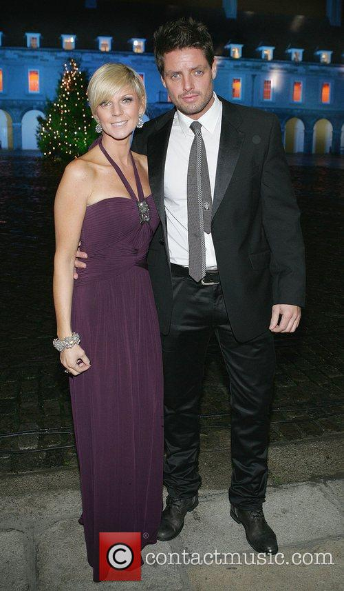 Lisa Duffy and Keith Duffy pictured at Keith...