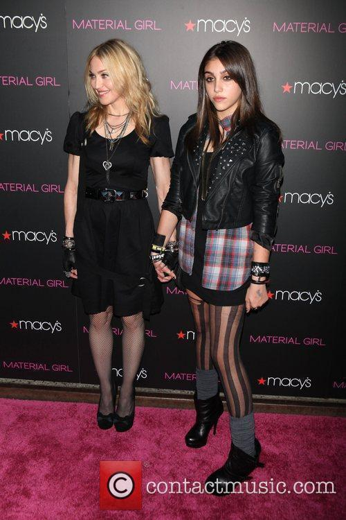 'Material Girl' collection launch held at Macy's Herald...