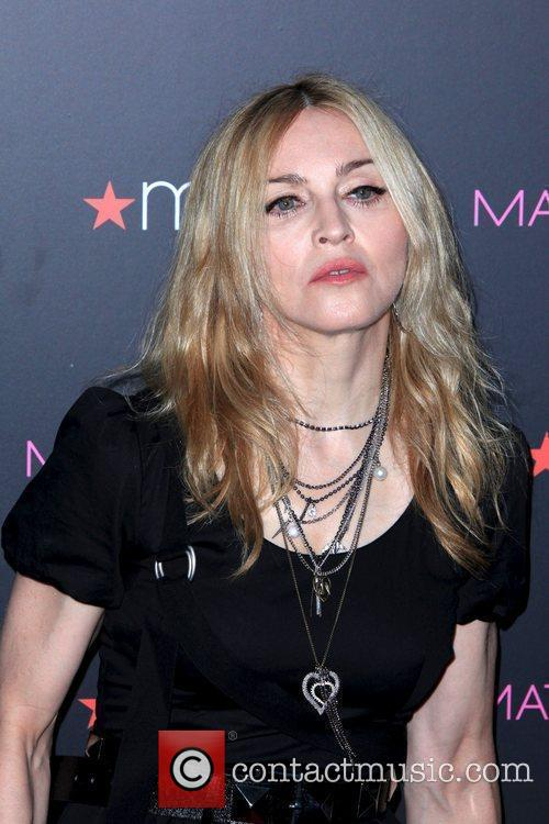 Madonna 'Material Girl' collection launch held at Macy's...