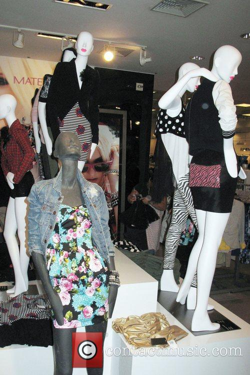 Material Girl Clothing and Madonna 2