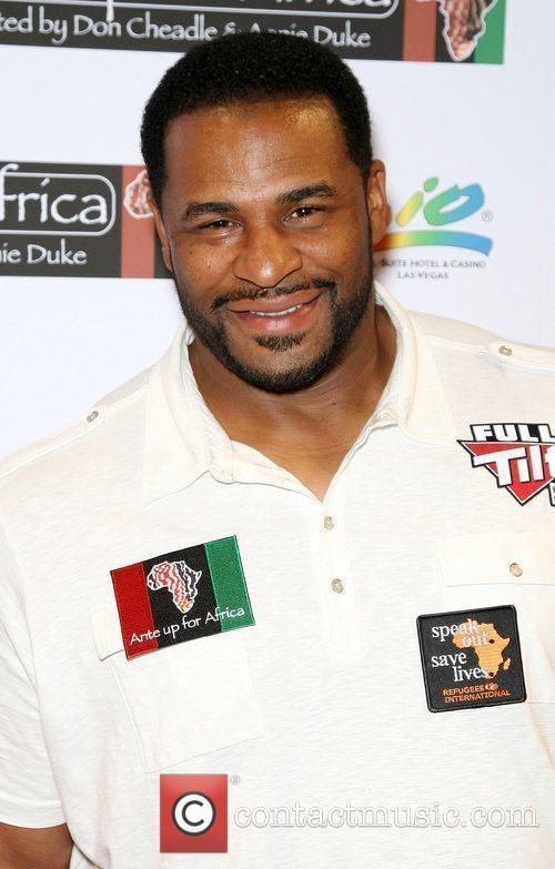 2010 Ante Up for Africa at the Rio...