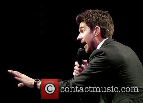 Matt Dusk Canadian jazz singer performing live in...